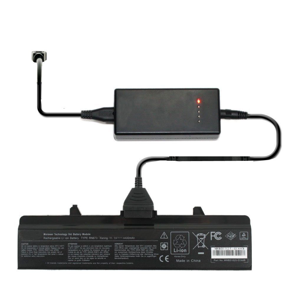 External Laptop Battery Charger for Dell Inspiron 14 1440 1525 1526 1545 1546