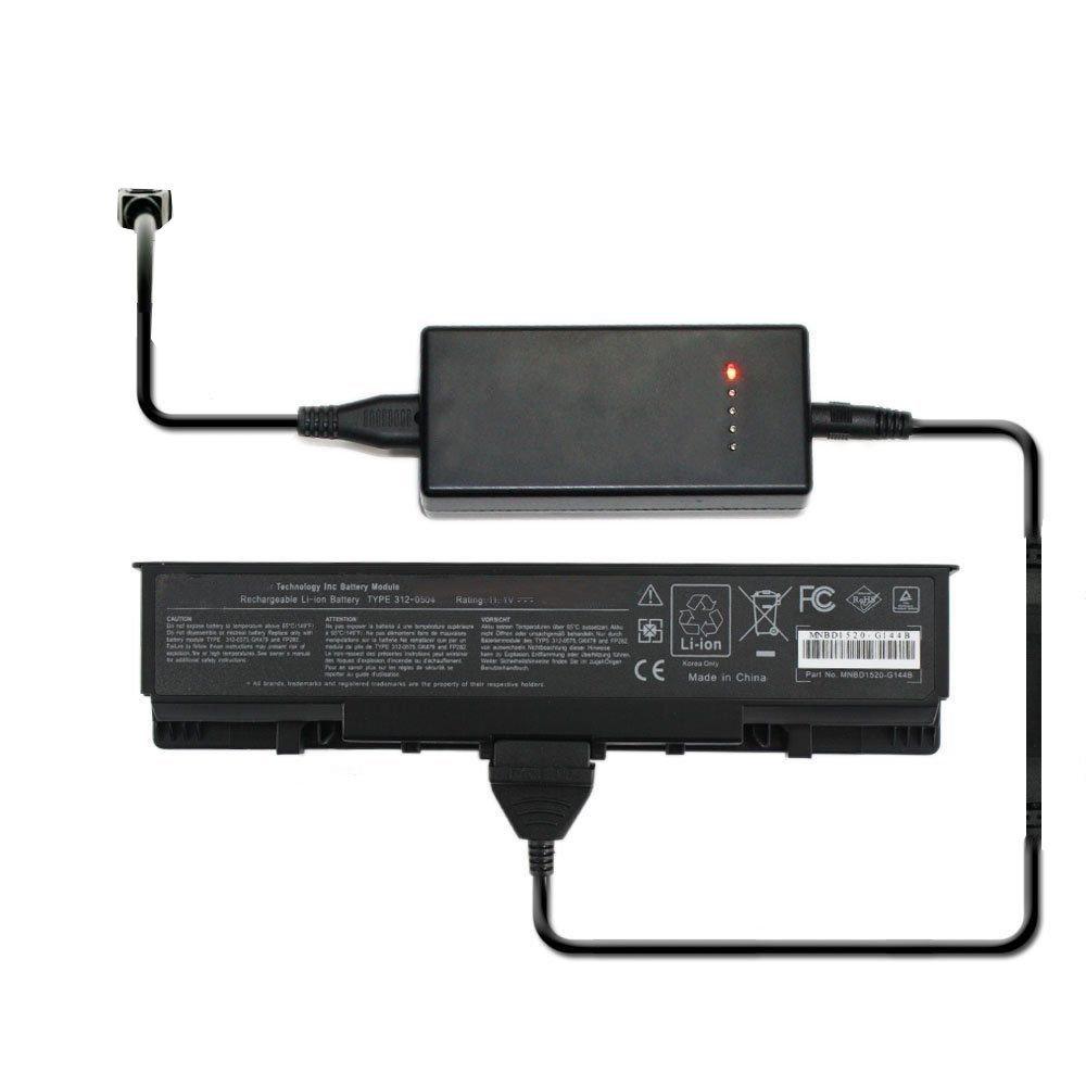 External Laptop Battery Charger for Dell Smartstep 200n 250n Fujitsu D6800 D8800 D8820 Acer BTP-44A3