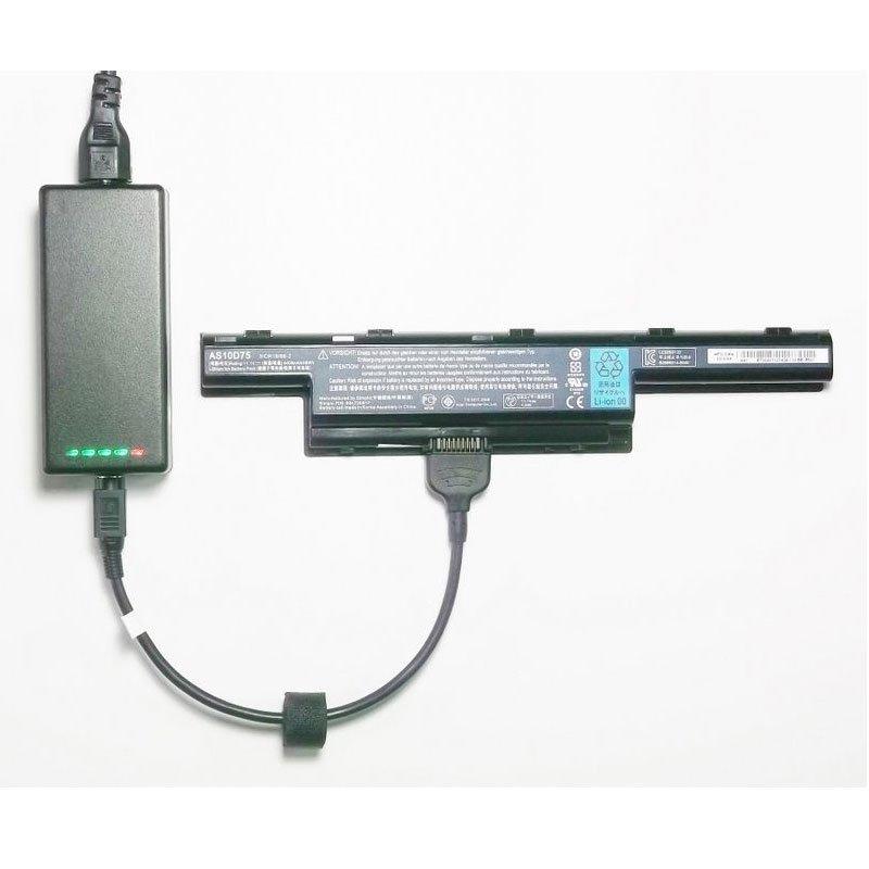 External Laptop Battery Charger for Acer AS10D5E AS10D61 AS10D71 AS10D73 AS10D75