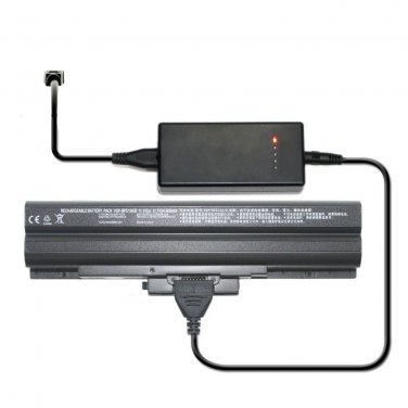 External Laptop Battery Charger for Sony VGP-BPS13AB VGP-BPS13AS VGP-BPS13B VGP-BPS13B/B