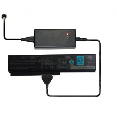 External Laptop Battery Charger for Toshiba PA3817U-1BRS PA3818U-1BRS PABAS117 PABAS178 PABAS201