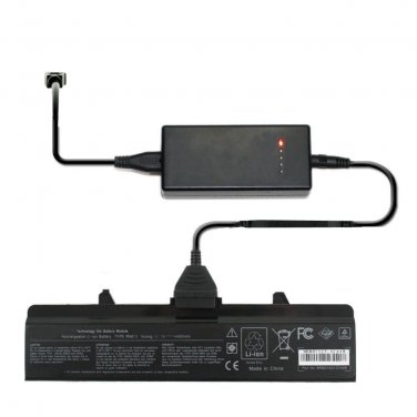 External Laptop Battery Charger for Dell 0U600P 0W360P 312-4000 312-4009 N998P P219P U597P