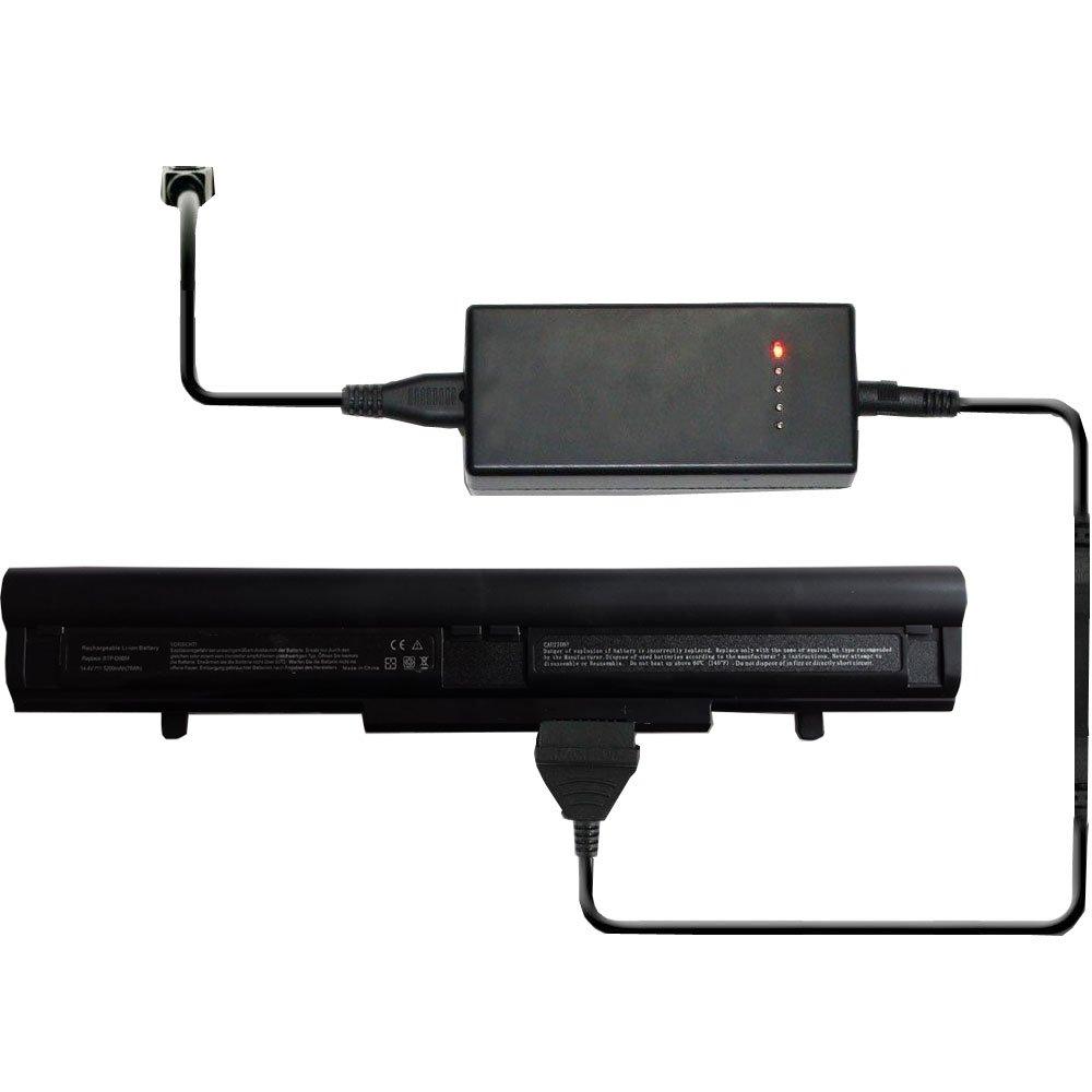 External Laptop Battery Charger for Medion Akoya E6214 E6220 E6224 P6622 P6624