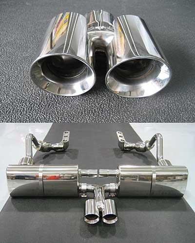 987/Cayman Dual Style Bolt on Tip