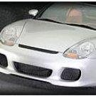 Boxster Front Bumper 97>04 Carbon Trim