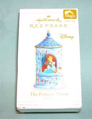 Hallmark 2006 Disney Princess Tower