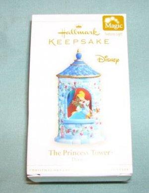 Hallmark 2006 Disney Princess Tower