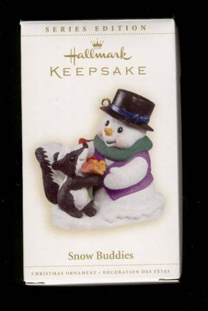 Hallmark 2006 Snow Buddies - 9th in Series