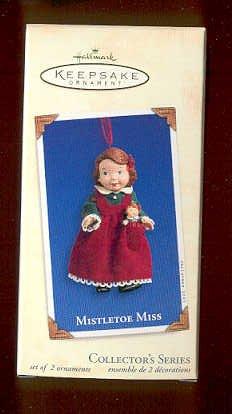 Hallmark 2003 Mistletoe Miss