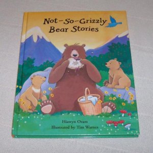 BOOK HC Not-So-Grizzly Bear Stories