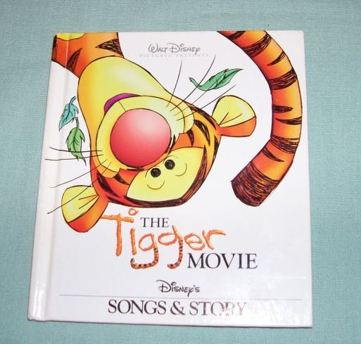 BOOK HC Tigger Movie (Pooh)