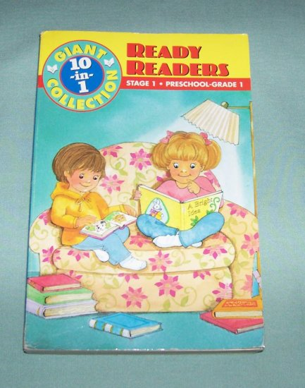 BOOK Reader - Giant 10 in 1 Collection (Pre-GR1)