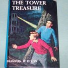 BOOK HC Hardy Boys #1 Tower Treasure