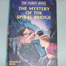 BOOK HC Hardy Boys #45 Spiral Bridge