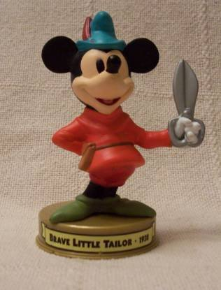 McDonalds Disney 100 Years - Brave Little Tailor