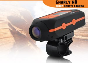 Gnarly HD - 1080P High Definition Sports Action Camera with LCD