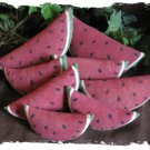 Primitive Small Mini Watermelon Slices E-Pattern