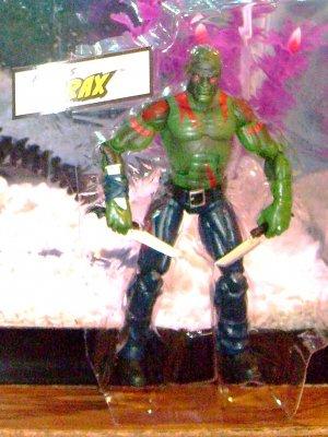 Marvel Legends 2012 Arnim Zola Series DRAX FIGURE Loose Guardians of the Galaxy