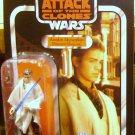 Star Wars VC32 2011 PEASANT DISGUISE ANAKIN SKYWALKER Figure AOTC Jedi Padawan