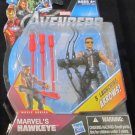 Marvel 2012 Avengers Movie JEREMY RENNER HAWKEYE FIGURE 14 Universe 3 3/4 Inch