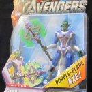 Marvel 2012 Avengers Movie SKRULL SOLDIER FIGURE 15 Universe Alien Villain