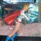DC Universe Classic 2009 Imperiex Wave POWER GIRL FIGURE Loose 6 Inch Walmart Ex