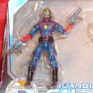 Marvel Universe 2011 STARLORD FIGURE Loose Guardians of the Galaxy Box Set