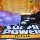 DC Universe 2010 VALIDUS BAF LEFT LEG PIECE (Starman) Loose DCUC part Classics