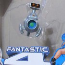 Marvel Universe 2011 Fantastic Four HERBIE FIGURE Loose FF Robot H.E.R.B.I.E.