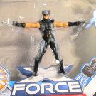 Marvel Universe 2012 X-FORCE WOLVERINE FIGURE Loose 3 3/4 Inch Box Set Variant