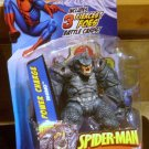 Marvel Universe Spider-man 2010 POWER CHARGE RHINO FIGURE 3 3/4th Inch Villain