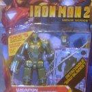 Marvel Universe 2010 Iron Man 2 WEAPON ASSAULT DRONE FIGURE 16 Avengers