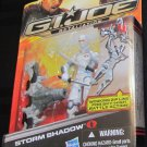 G.I.JOE RETALIATION 2012 MOVIE STORM SHADOW FIGURE Ninja Hasbro