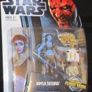Star Wars 2012 JEDI KNIGHT AAYLA SECURA FIGURE CW14 Animated Series Clone