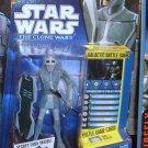 Star Wars TCW 2011 MANDALORIAN POLICE OFFICER FIGURE CW09 Clone Wars