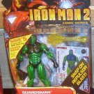 Marvel Universe 2010 Iron Man 2 GUARDSMAN FIGURE 29 Hasbro Comic 3 3/4 Inch