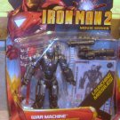 Marvel Universe 2010 Iron Man 2 MOVIE WAR MACHINE FIGURE 12 Avengers