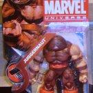 Marvel Universe 2010 X-MEN JUGGERNAUT Figure 014 3 3/4 Inch