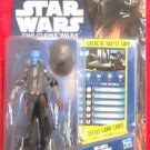 Star Wars TCW 2010 JEDI BOUNTY HUNTER CAD BANE FIGURE CW13 Animated Series