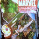 Marvel Universe 2011 SKAAR FIGURE 016 3 3/4 Inch Son of Hulk