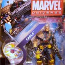 Marvel Universe 2011 X-FORCE CABLE FIGURE 007 X-men 3 3/4 Inch Hasbro