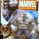 Marvel Universe 2009 GREY INCREDIBLE HULK ACTION FIGURE 014 3 3/4 Inch Avengers
