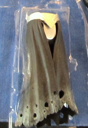 DC Universe 2012 NEKRON BAF LOWER TORSO PIECE (Dove)