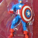 Marvel Universe 2012 CLASSIC CAPTAIN AMERICA FIGURE Loose Comic Packs Battles