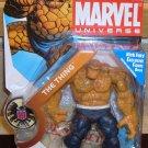 Marvel Universe 2009 FANTASTIC FOUR THING FIGURE 019 3 3/4 Inch Ben Grimm