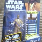 Star Wars TVC 2010 JEDI MASTER MACE WINDU FIGURE CW20 Clone Animated Series