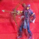 Marvel Universe 2013 WEST COAST HAWKEYE FIGURE Loose Avengers Boxed Set