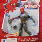 Marvel Legends 2013 SHIELD TECH SPIDER-MAN FIGURE 6 Inch Ultimate Spidey Cartoon