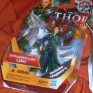 Marvel Universe Thor 2011 SORCERER FURY LOKI FIGURE 18 Movie Variant