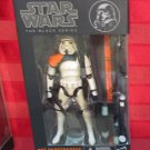 Star Wars Black 2013 SANDTROOPER FIGURE 6 Inch Collector Series 03 Stormtrooper